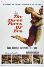 Три лица Евы / The Three Faces of Eve,  Наннэлли Джонсон, США, 1957